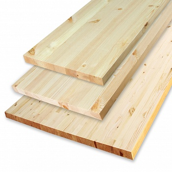 Мебельный щит дуб, особенности и характеристики материала
